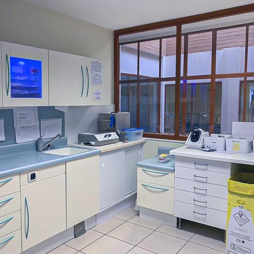 Nettoyage hygiène cabinet dentaire