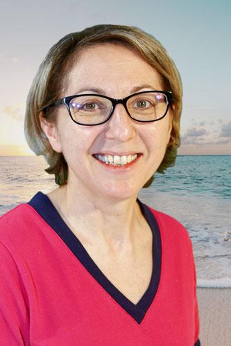 Portrait Valérie Berthelot - été