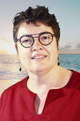 Portrait Christelle Champsaur - été