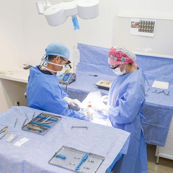 Chirurgie orale